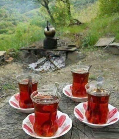 چای داخلی خوب | چای شمال | چای ایران | چای سنتی ایرانی | چای بدون اسانس | تصویر چایی ایرانی